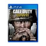 Ficha técnica e caractérísticas do produto Call Of Duty World War Ii - Ps4