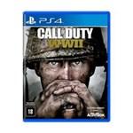 Ficha técnica e caractérísticas do produto Call Of Duty: Wwll- Ps4