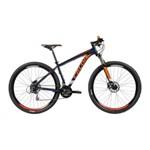 Caloi Explorer Sport 29 21v 2019 + Capacete + Pisca + Farol