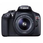 Ficha técnica e caractérísticas do produto Câmera Canon Eos Rebel T6 com Lente 18-55Mm F/3.5-5.6 Is Ii