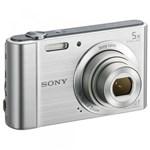 Ficha técnica e caractérísticas do produto Câmera Digital Sony Cyber-Shot 20.1 MP DSC-W800