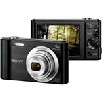 "Ficha técnica e caractérísticas do produto Câmera Digital Sony Cyber-shot Dsc-w800 20.1mp 2.7"""