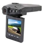 Ficha técnica e caractérísticas do produto Camera Filmadora Carro Veicular Segurança Full HD Led Noite 1080 Espiã Audio Visor Lcd Digital
