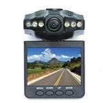 Ficha técnica e caractérísticas do produto Câmera Filmadora HD Carro Veicular Automotiva Dvr