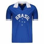 Ficha técnica e caractérísticas do produto Camisa Brasil Retrô 1952 Masculina