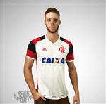 Ficha técnica e caractérísticas do produto Camisa do Flamengo Ii 2016 (P)