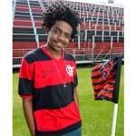 Ficha técnica e caractérísticas do produto Camisa Fla Libertadores Zico Braziline P