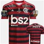 Ficha técnica e caractérísticas do produto Camisa Flamengo Final Libertadores 2019 (P, Personalizável)