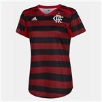 Ficha técnica e caractérísticas do produto Camisa Flamengo I 19/20 S/n° Torcedor Adidas Feminina