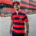 Ficha técnica e caractérísticas do produto Camisa Flamengo Tri Zico Braziline P