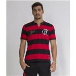 Ficha técnica e caractérísticas do produto Camisa Flamengo Tri Zico