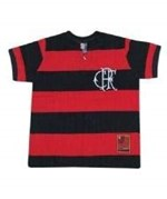Ficha técnica e caractérísticas do produto Camisa Infantil Flamengo Fla Tri G