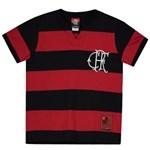 Ficha técnica e caractérísticas do produto Camisa Infantil Flamengo Flatri CRF Masculina