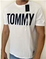 Ficha técnica e caractérísticas do produto Camiseta Estampada Tommy Hilfiger #9 (P)