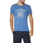 Ficha técnica e caractérísticas do produto Camiseta Flamê Tommy Hilfiger Shea