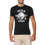 Camiseta Malwee Yoda, The Light Side