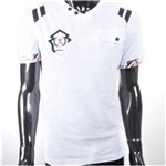 Ficha técnica e caractérísticas do produto Camiseta Masculina com Bolso Antshok - P - Preto