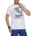 Camiseta Mormaii Estampa em Silk