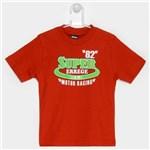 Ficha técnica e caractérísticas do produto Camiseta RG 518 Estampada Infantil