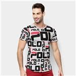 Ficha técnica e caractérísticas do produto Camiseta RG 518 Estampada Masculina