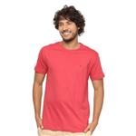 Ficha técnica e caractérísticas do produto Camiseta Tommy Hilfiger Básica Coral (P)
