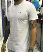 Ficha técnica e caractérísticas do produto Camiseta Tommy Hilfiger Classic (Branco, M)