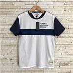 Ficha técnica e caractérísticas do produto Camiseta Tommy Hilfiger Denim (Branco, P)