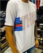 Ficha técnica e caractérísticas do produto Camiseta Tommy Hilfiger Denium (Branco, P)