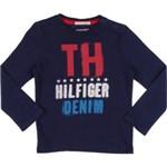 Ficha técnica e caractérísticas do produto Camiseta Tommy Hilfiger TH Denim