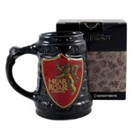 Ficha técnica e caractérísticas do produto Caneca Escudo Lannister Game Of Thrones 3d 10022746