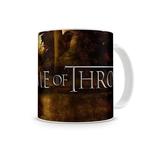 Ficha técnica e caractérísticas do produto Caneca Game Of Thrones Série