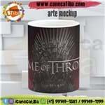 Ficha técnica e caractérísticas do produto Caneca Personalizada Game Of Thrones 3