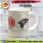 Ficha técnica e caractérísticas do produto Caneca Personalizada Game Of Thrones 11