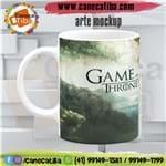 Ficha técnica e caractérísticas do produto Caneca Personalizada Game Of Thrones 9