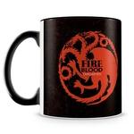 Ficha técnica e caractérísticas do produto Caneca Personalizada Game Of Thrones - Casa Targaryen