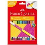 Caneta Hidrográfica 48 Cores - Faber Castell