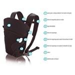 Ficha técnica e caractérísticas do produto Canguru para Bebe Baby Safe Bb014