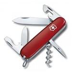 Ficha técnica e caractérísticas do produto Canivete Spartan Victorinox Vermelho