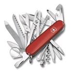 Ficha técnica e caractérísticas do produto Canivete Swisschamp 33f Vermelho Victorinox