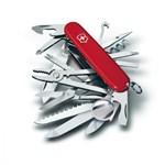 Ficha técnica e caractérísticas do produto Canivete SwissChamp Victorinox Vermelho