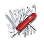 Ficha técnica e caractérísticas do produto Canivete Victorinox Swisschamp 33F Vermelho
