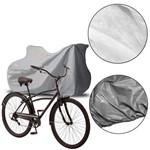 Ficha técnica e caractérísticas do produto Capa Cobrir Bicibleta Bike Protetora Forrada Impermeável Até Aro 29 Carrhel