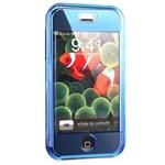 Ficha técnica e caractérísticas do produto Capa de Acrílico para IPod Touch - Azul