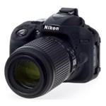 Ficha técnica e caractérísticas do produto Capa de Silicone para Nikon D5300