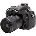 Ficha técnica e caractérísticas do produto Capa de Silicone para Nikon D600 e D610