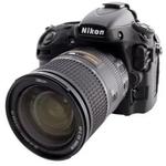 Ficha técnica e caractérísticas do produto Capa de Silicone para Nikon D800 e D800E