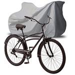 Ficha técnica e caractérísticas do produto Capa para Cobrir Bicicleta Infantil Juvenil e Adulto com Forro Gofrada