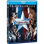 Ficha técnica e caractérísticas do produto Capitão América Guerra Civil - Blu Ray / Ação