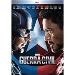 Ficha técnica e caractérísticas do produto Capitão América Guerra Civil - Filme Ação