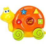 Caracol Musical com Luz - First Steps